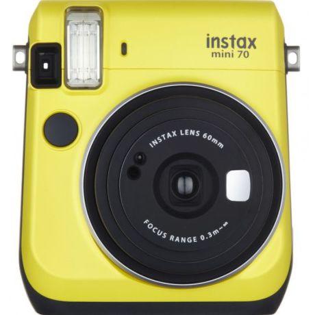 FujiFilm Instax Mini70 (žlutý)