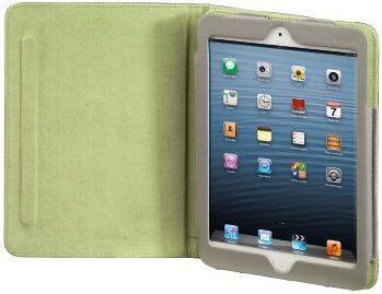 Hama 106496 - Lissabon obal na Apple iPad Mini (stříbrno zelený ... 506b17dad4b