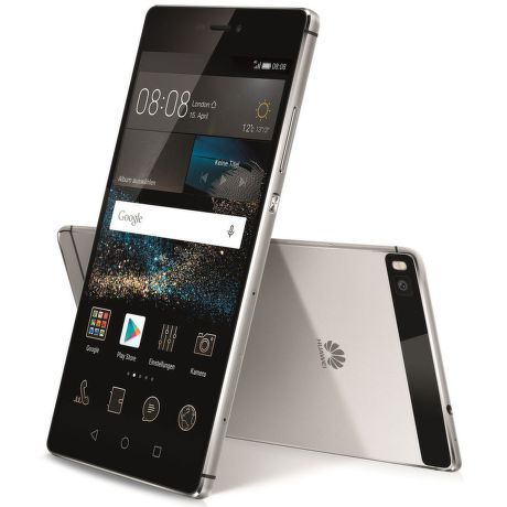 HUAWEI P8 (šedý) - smartfón