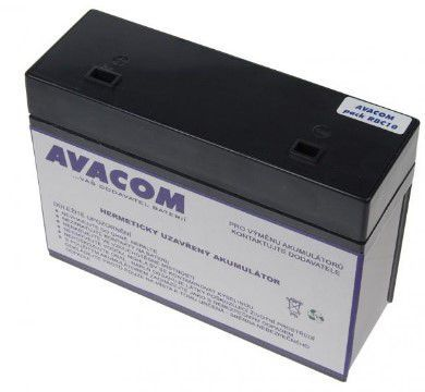 AVACOM AVA-RBC10, Batéria pre UPS