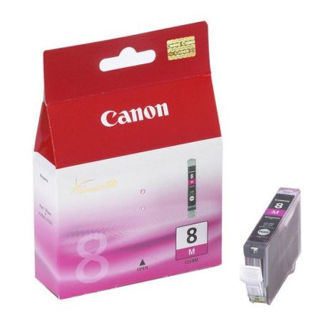 CANON CLI-8 M, MAGENTA Ink Cartridge, BL SEC