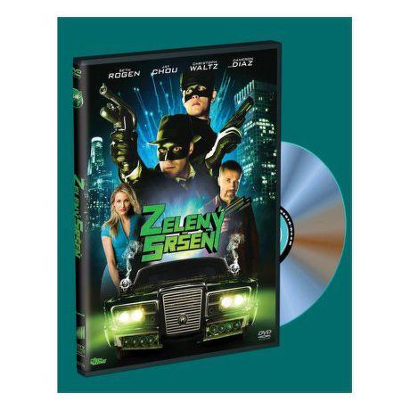 DVD F - Zelený sršeň