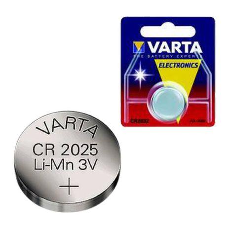 VARTA CR 2025 Lithium 170mAh 3V