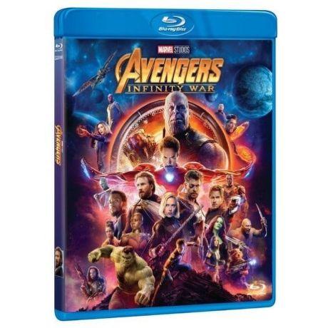 Avengers: Infinity War - Blu-ray film