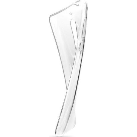 Fixed TPU gelové pouzdro pro Apple iPhone Xr, transparentní