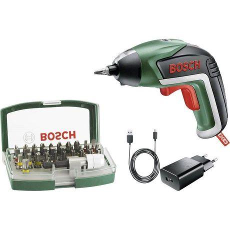 Bosch IXO V + Bitset aku šroubovák