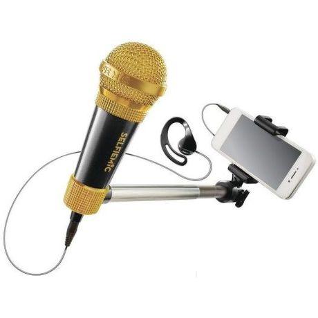WORLDS APART Selfie mikrofón