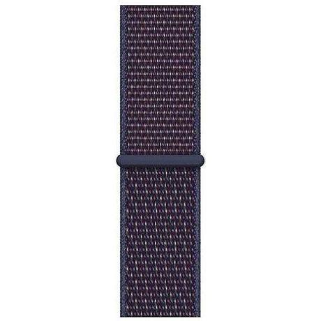 Apple Watch 40mm řemínek Sport Loop, modrá