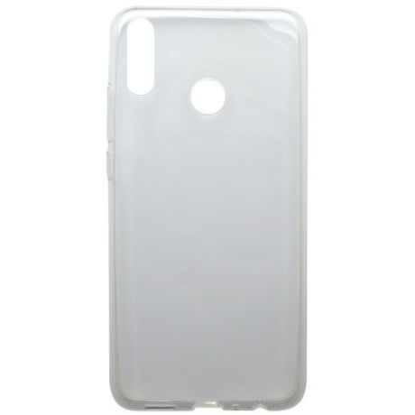 Mobilnet gumové pouzdro pro Honor 8X, transparentní