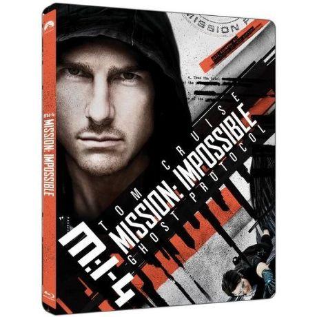 Mission: Impossible 4 - Ghost Protocol (Steelbook) - Blu-ray + 4K UHD film