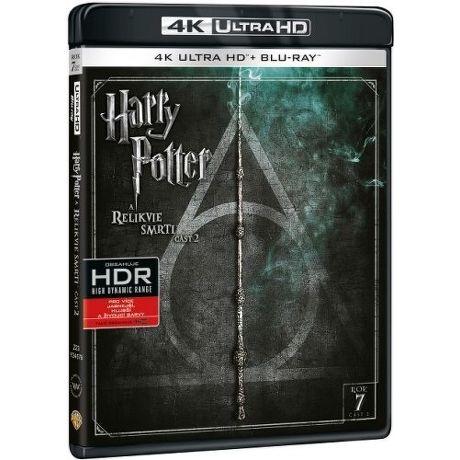Harry Potter a Relikvie smrti 2 - Blu-ray + 4K UHD film