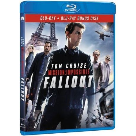 Mission: Impossible - Fallout - Blu-ray film