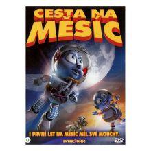 Cesta na Měsíc - DVD film