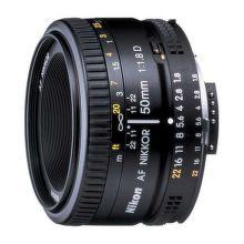 Nikon Nikkor 50MM F1.8 AF D - objektiv