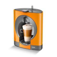KRUPS KP110F31 Nescafé Dolce Gusto OBLO (oranžová) - Kapslový kávovar