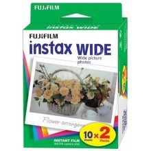 FujiFilm Instax Wide Film 2x10