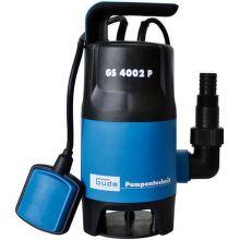GUDE GS 4002 P, ponorné kalové čerpadlo