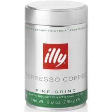 Illy Espresso Decofein mletá káva (250g)