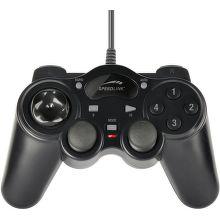 SpeedLink THUNDERSTRIKE Gamepad - USB (černý)