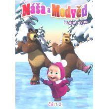 Máša a Medvěd 2 - Ledová revue - DVD
