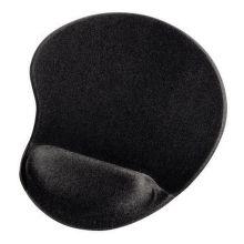 Hama 54777 - ergonomická gelová podložka pod myš (černá)