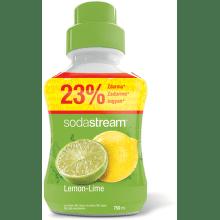 SodaStream - Lemon Lime sirup 750 ml