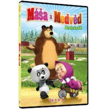 Máša a Medvěd 3 - Bratránek - DVD