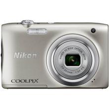Nikon Coolpix A100 (stříbrný)