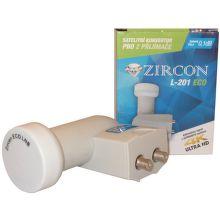 Zircon L201 Twin Eco LNB