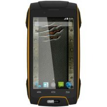 MyPhone Hammer AXE 3G (oranžovo-černý)