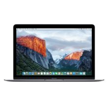 "Apple MacBook 12"" 256GB (šedý) MLH72CZ/A"