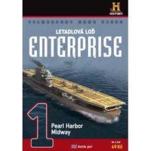Letadlová loď Enterprise - DVD film