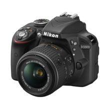 Nikon D3300 + AF-P DX 18-55 VR