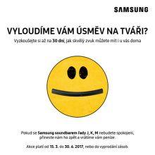 30denní záruka vrácení peněz na Soundbary Samsung