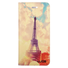 Winner Flipbook pouzdro pro Huawei P10 Eiffelova věž