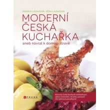 Albatros Moderní česká kuchařka