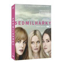 Sedmilhářky 3xDVD - DVD film