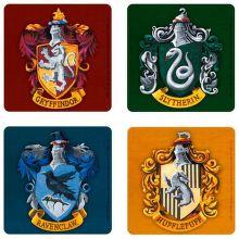 Magic Box Merch podtácky Harry Potter (4ks)