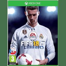 FIFA 18 - Xbox ONE hra