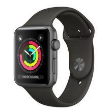 Apple Watch Series 3 42mm (vesmírně šedý hliník/šedý sportovní řemínek)