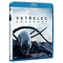 Vetřelec: Covenant - Blu-ray film