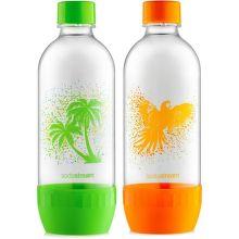 """Sodastream láhev """"Tropický ostrov"""" (2ks/1L)"""