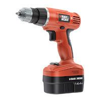Black & Decker EPC14CA