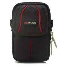 Braun Asmara Medium 300 černá - brašna na fotoaparát