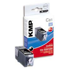 KMP C81 komp.recykl.náplň PGI-525Bk