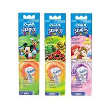 Oral-B EB 10-2K Stages Power Kids náhradní kartáčky (2ks)