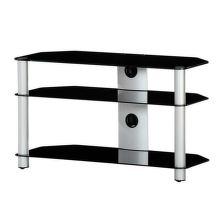 """Neo stolek do 37"""" (černý)"""