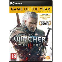 Zaklínač 3: Game of the Year Edition - PC hra