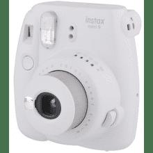 Fujifilm Instax Mini 9 bílý + Pouzdro + 10ks filmů