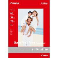 Canon GP-501S - fotopapír 10x15cm, 100 listů